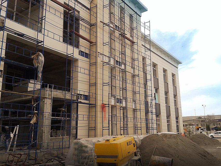 Ankara Sanayi Odası Kolej Projesi