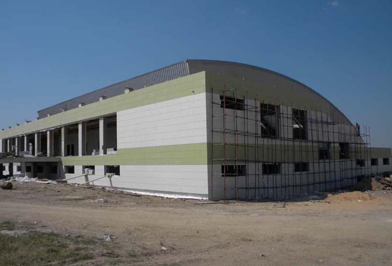 Kırıkkale Üniversitesi Spor Kompleksi