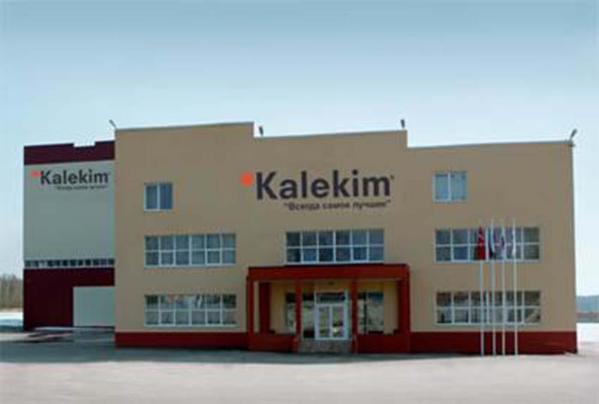 Rusya Kalekim Fabrikası