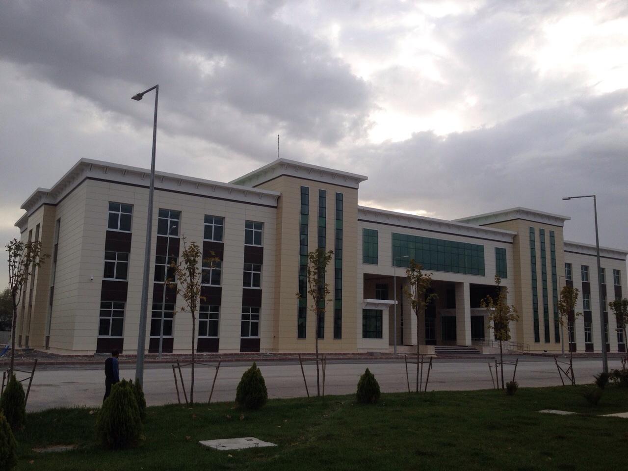 Ankara Sanayi Odası Yurt Projesi