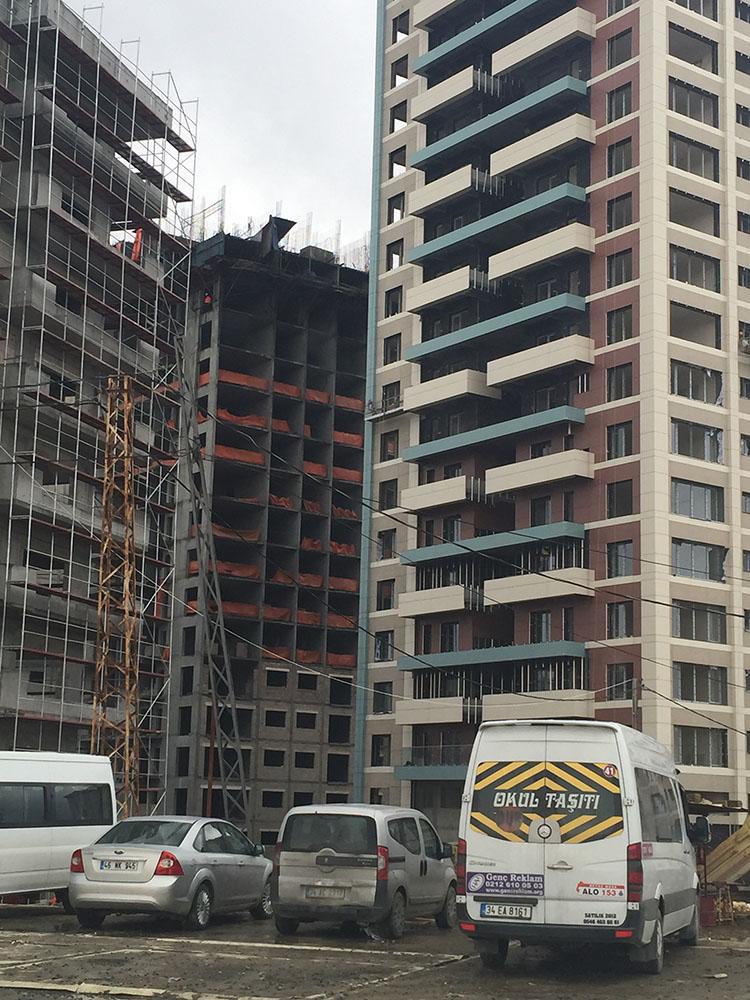 Bulvar İstanbul / Başakşehir Projesi