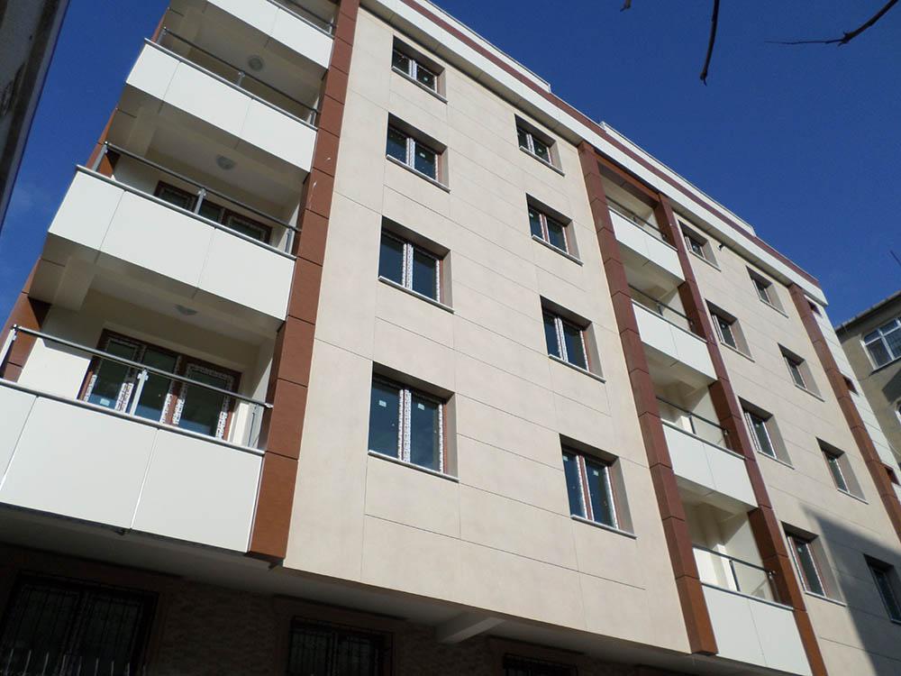Uluocak Mimarlık / Zeytinburnu Projesi
