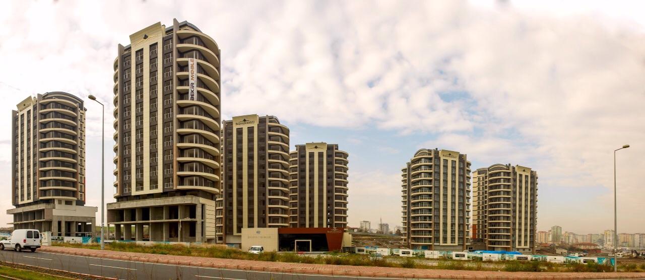 Kayseri Başyazıcıoğlu / Başkent Premium Projesi